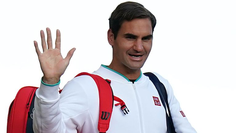 Has Roger Federer played his final game at Wimbledon?