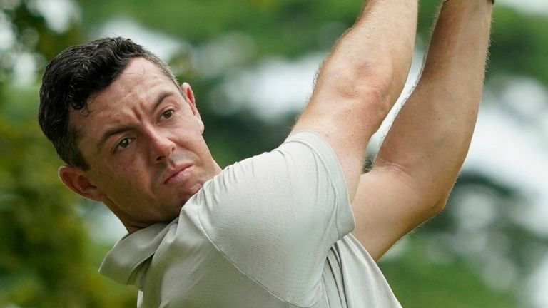 McIlroy won the WGC-HSBC Champions in 2019, with the 2020 contest cancelled due to the Covid-19 pandemic