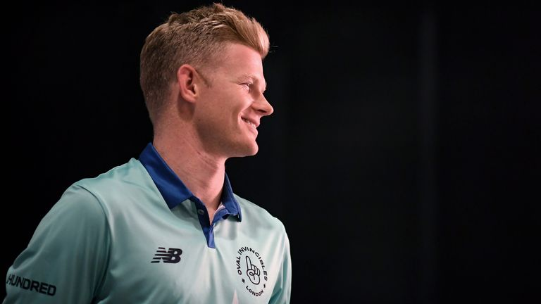 Sam Billings will lead Oval Invincibles in The Hundred