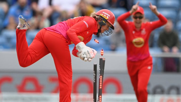 Sarah Taylor (Getty Images)