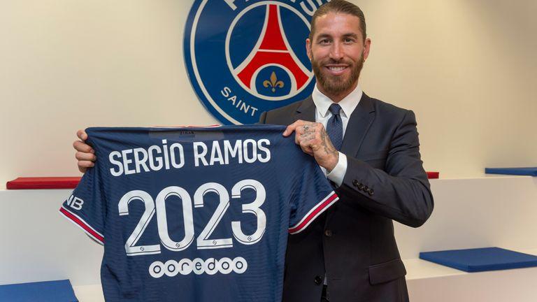 Ramos Paris