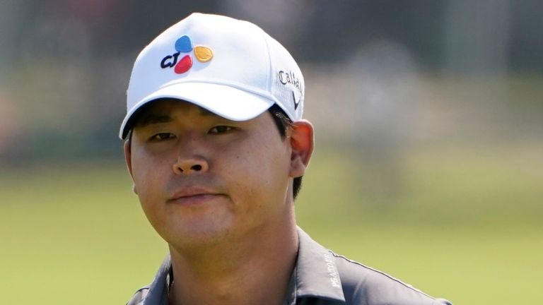 Si Woo Kim needs an Olympic medal this week to avoid military service