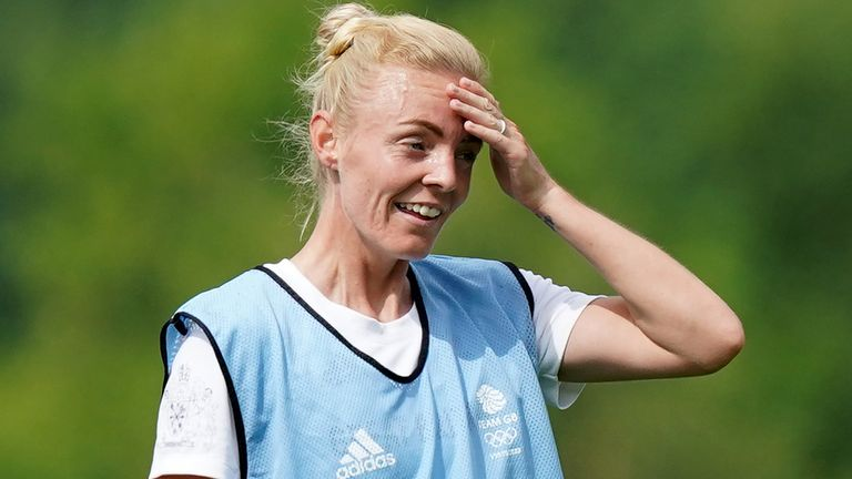 Sophie Ingle says being made captain provides 'important' representation for Wales