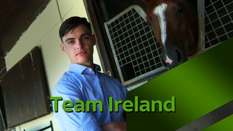 Team Ireland
