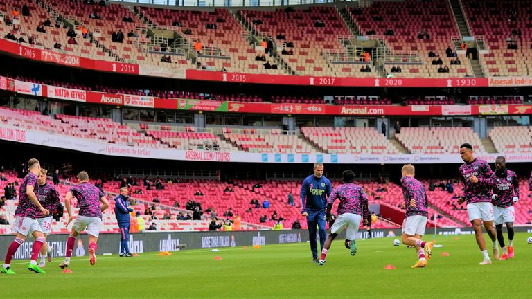 Emirates, Arsenal