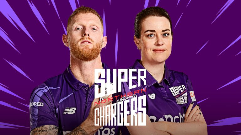 Ben Stokes and Katie Levick, Northern Superchargers