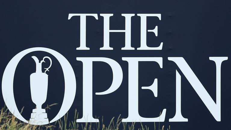 Some 32,000 fans are expected to attend The Open each day