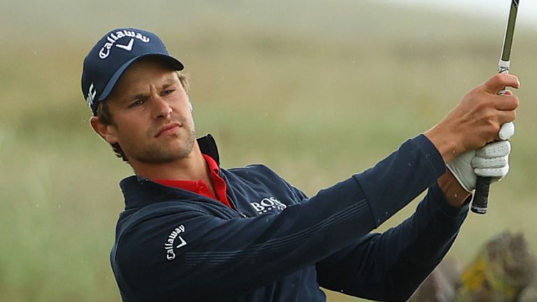 Thomas Detry will also play at The Open next week