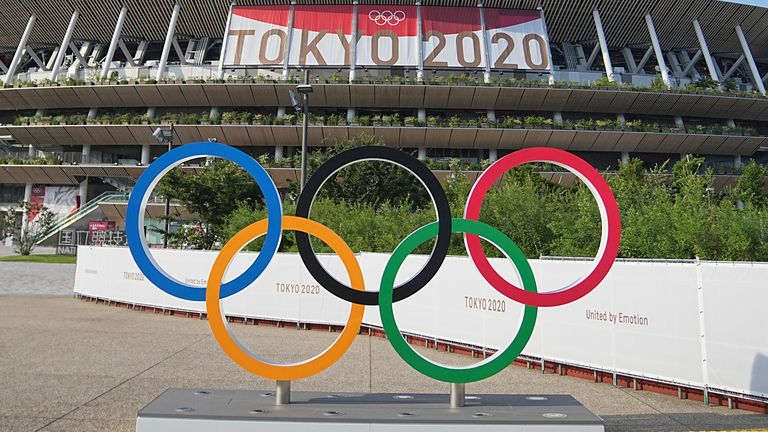 Sky Sports News' Geraint Hughes shares the latest from Tokyo as the action in ramps up