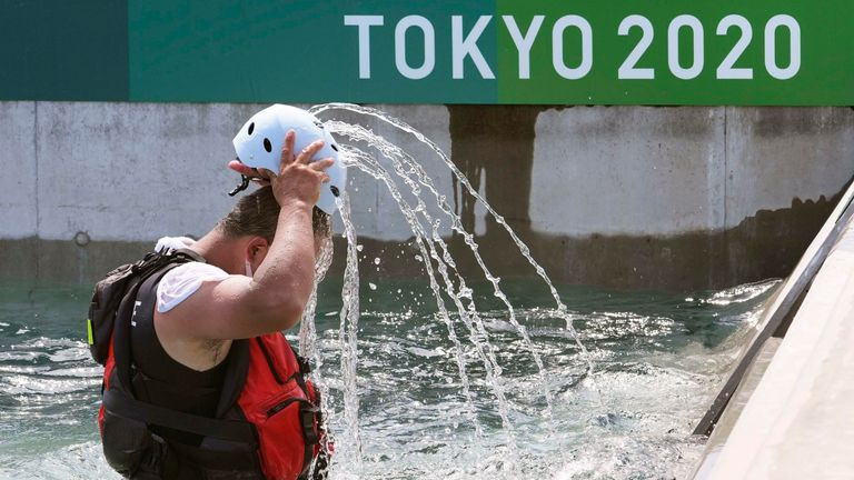 Tokyo 2020: Team GB facing heat challenge as Olympics predicted to be hottest