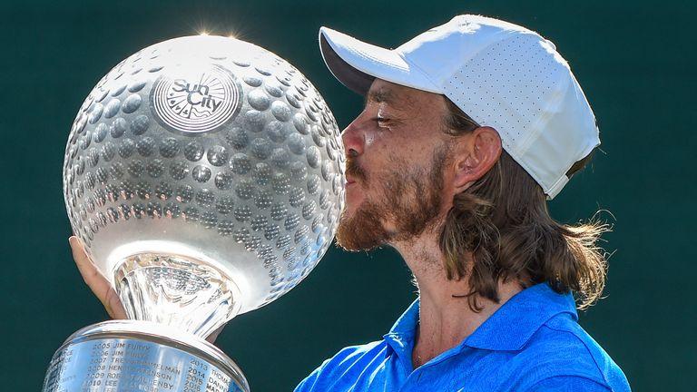 Tommy Fleetwood won the 2019 Nedbank Golf Challenge