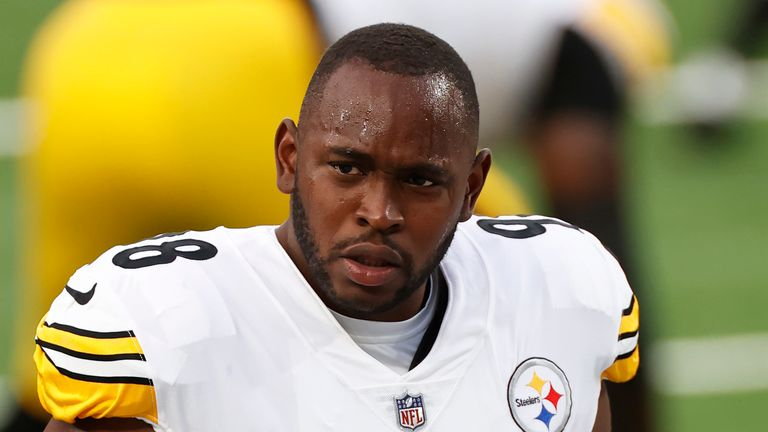 Vince Williams played 121 of a possible 128 regular-season games across eight seasons with the Pittsburgh Steelers