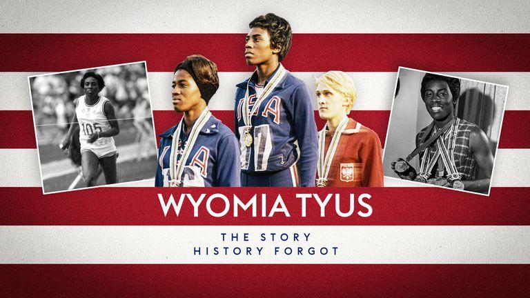 Wyomia Tyus bespoke image