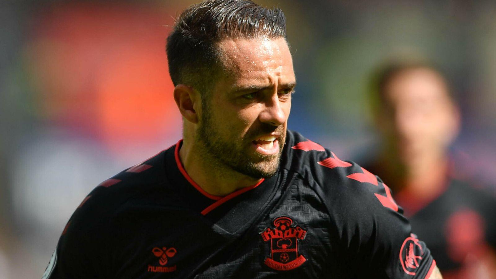 Danny Ings: Aston Villa sign Southampton forward for �25m