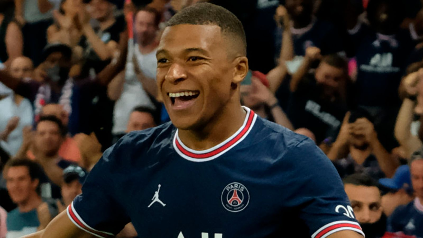 Kylian Mbappe: Real Madrid make £137m transfer bid for Paris Saint-Germain forward