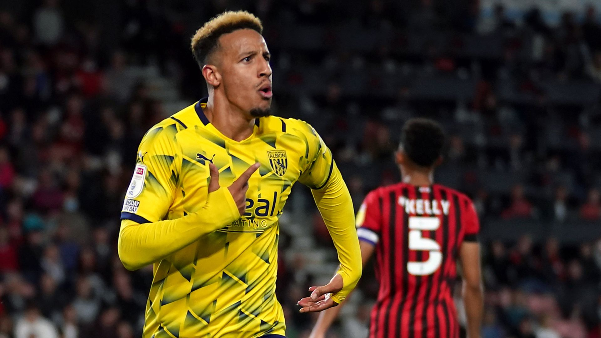 West Brom hold Bournemouth in pulsating Championship opener
