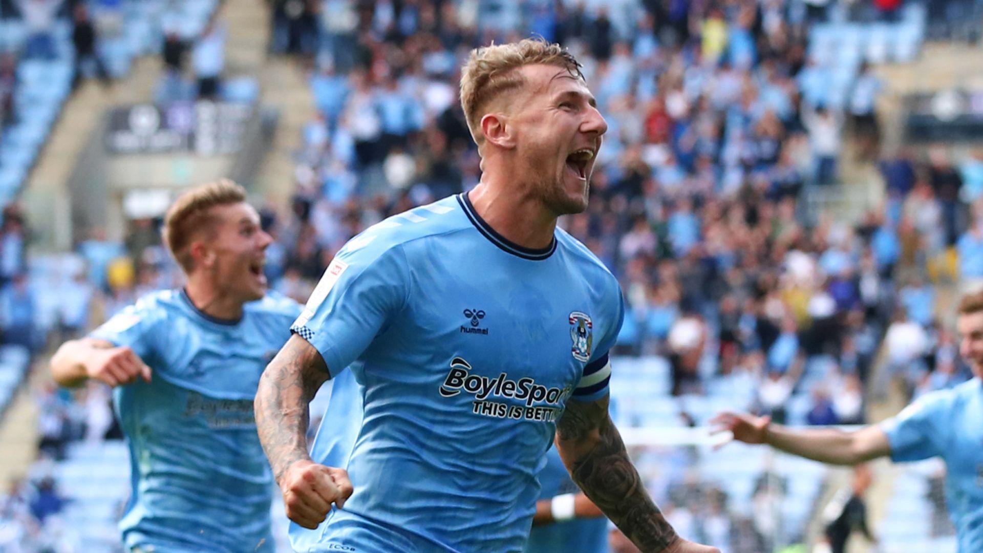 McFadzean seals fairytale Coventry homecoming