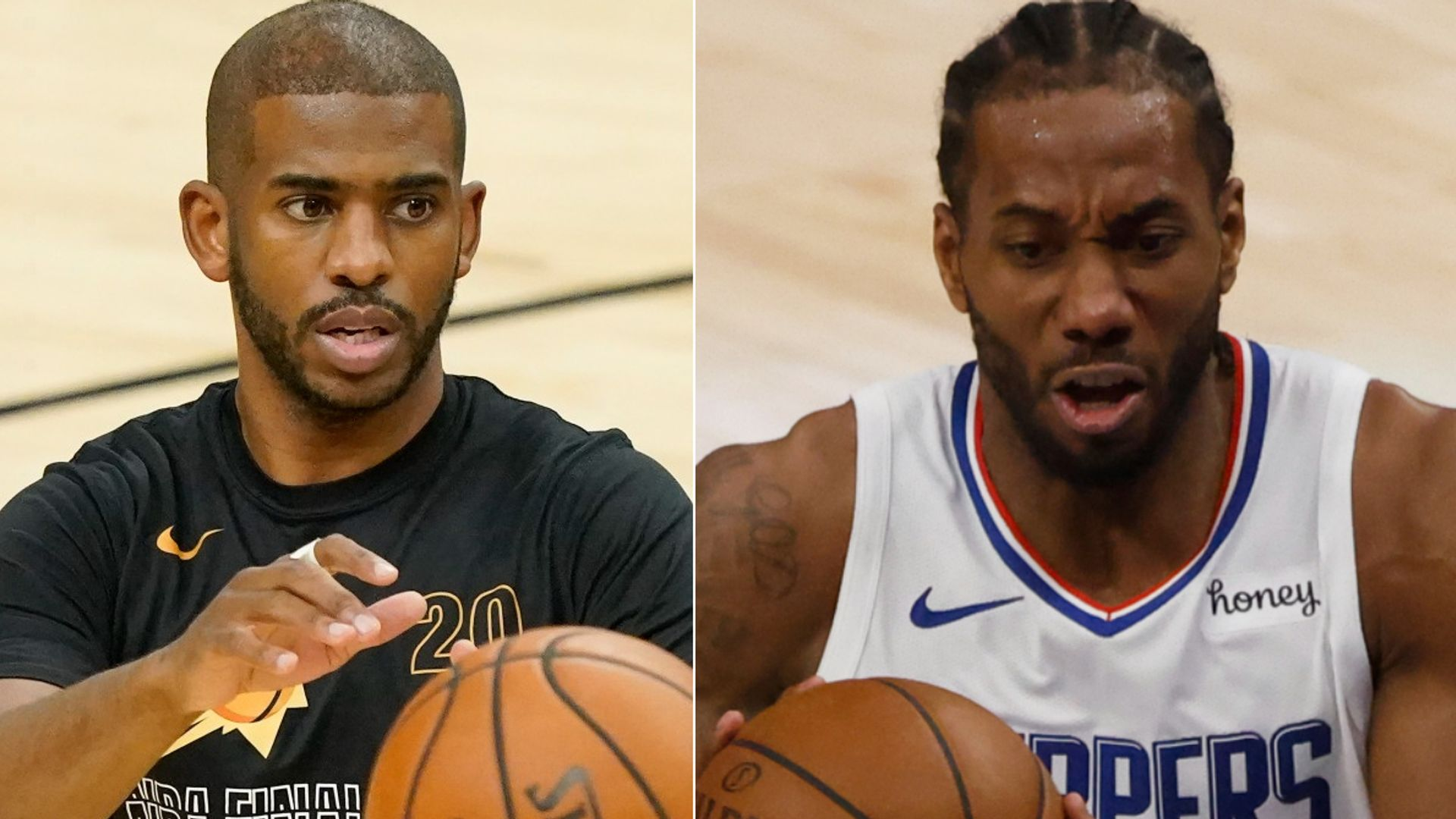 Paul, Leonard declining player options to become free agents