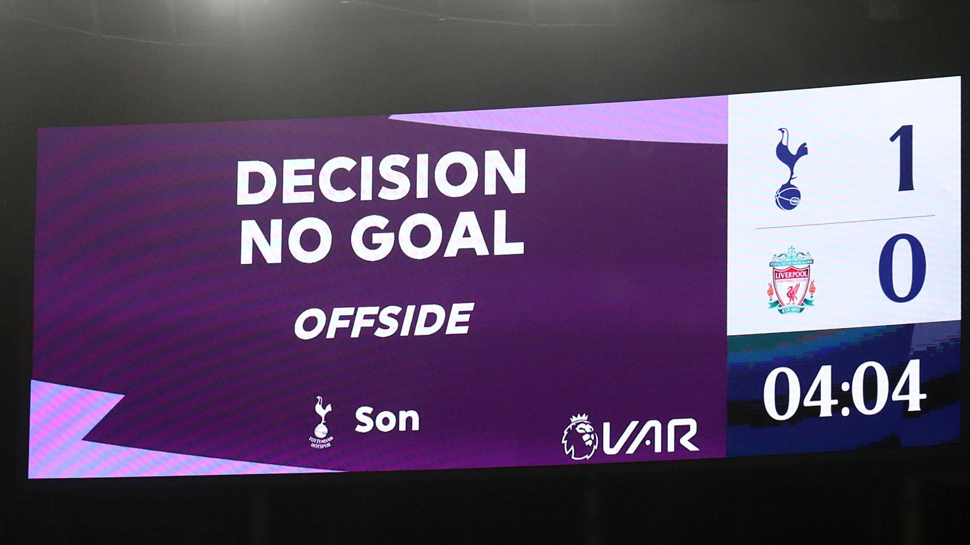 Riley: VAR won't penalise toenails and noses this season