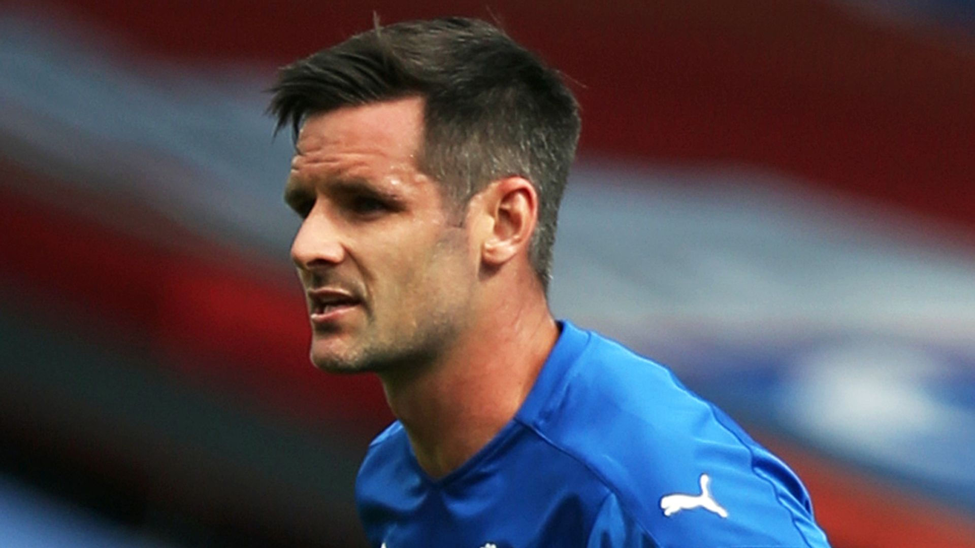 Dann leaves Palace after seven-year stay