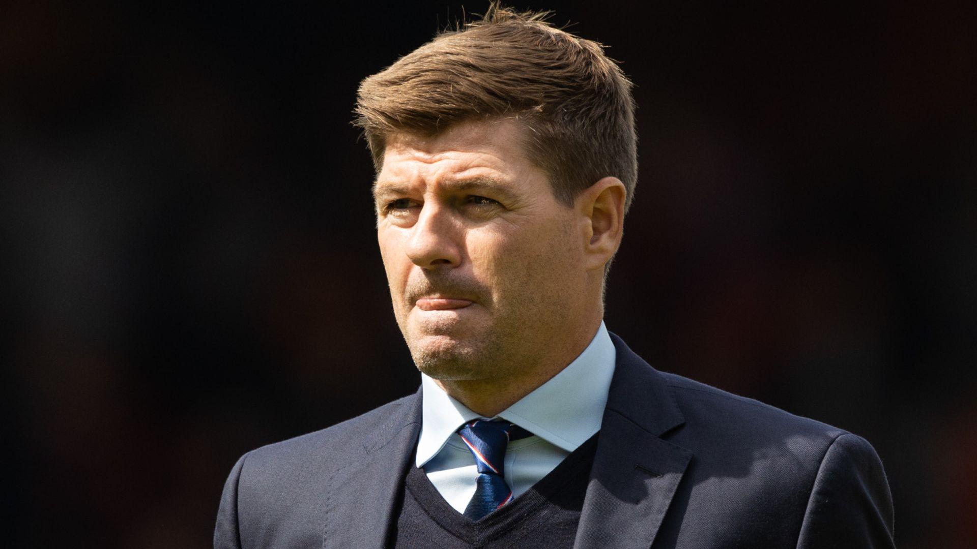Gerrard: Rangers will consider realistic bids