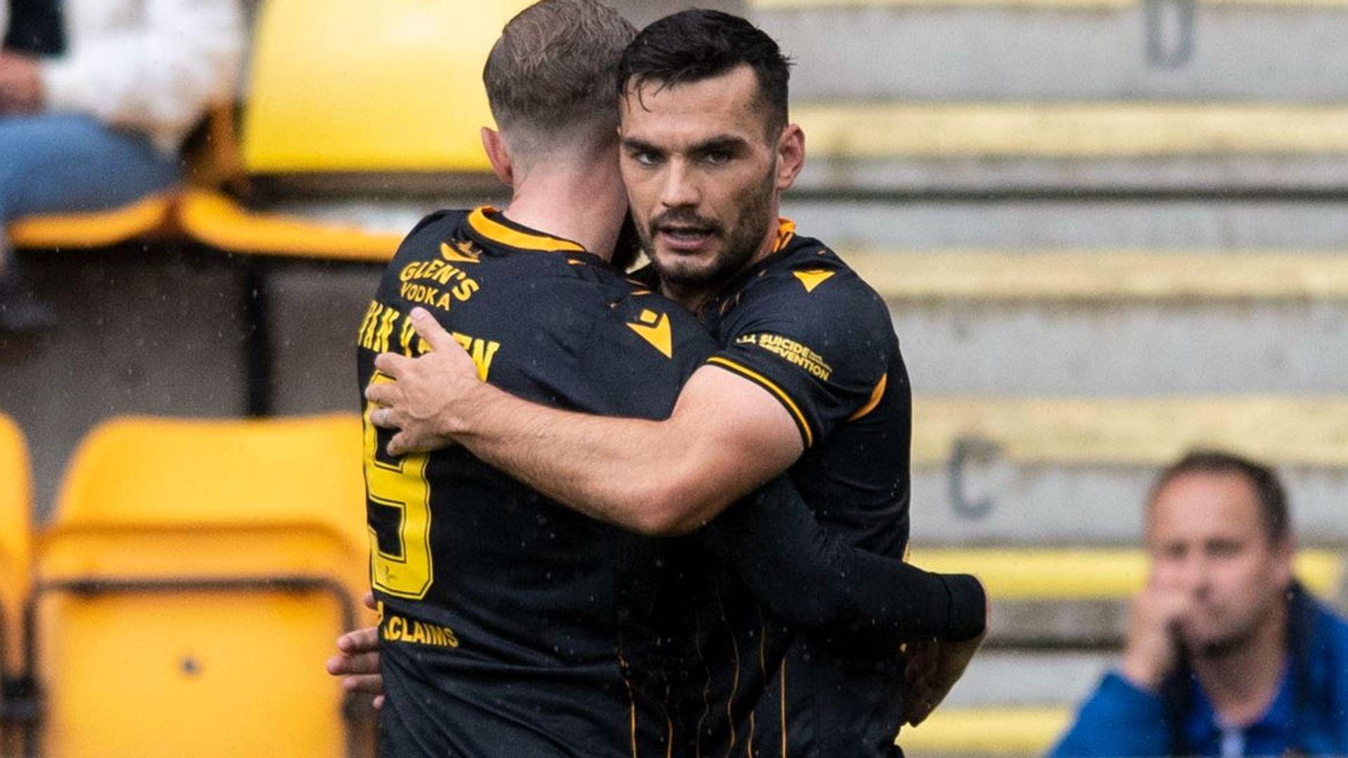 Watt earns Motherwell draw at St Johnstone
