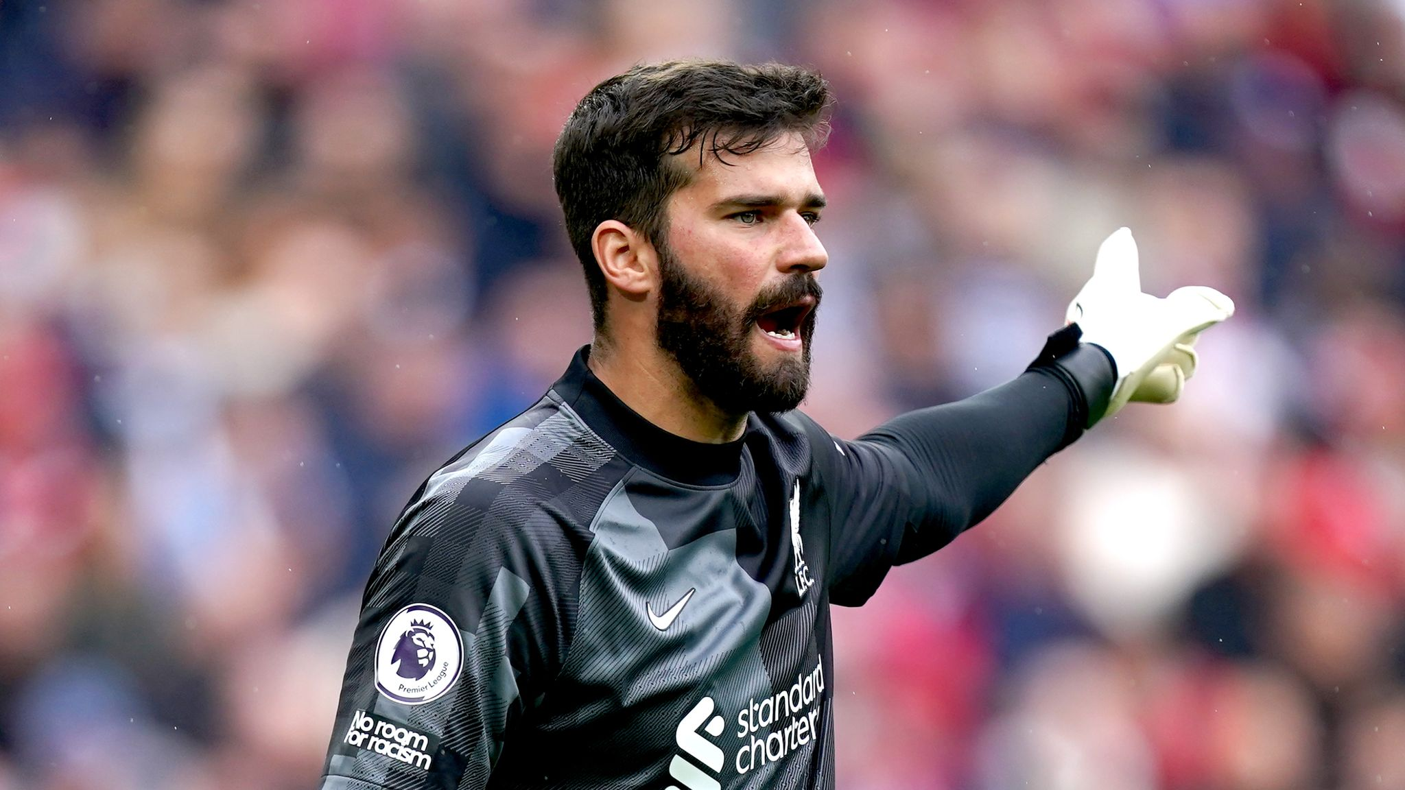 Alisson Becker: Liverpool goalkeeper says Chelsea are leading title  contenders | Football News | Sky Sports