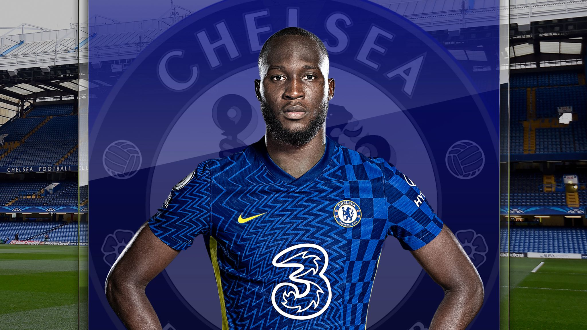 Romelu Lukaku exclusive: Italy improved me as a player, but right time for  Chelsea move   Football News   Sky Sports