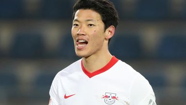 Hwang Hee-chan is nearing a move to the Premier League