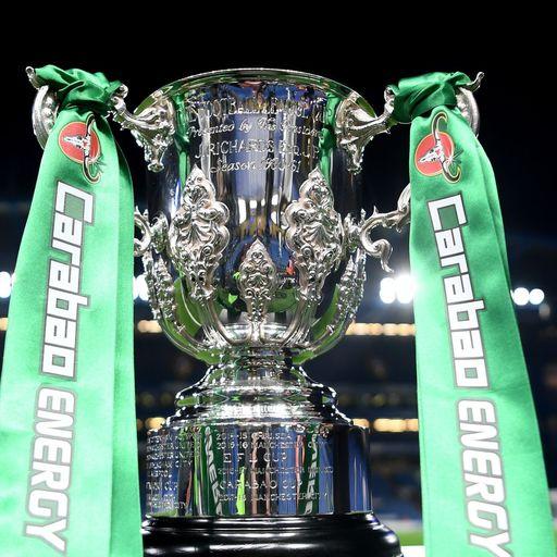 Watch Carabao Cup highlights