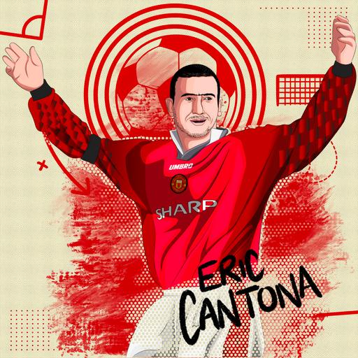Eric Cantona: The outcast who conquered England