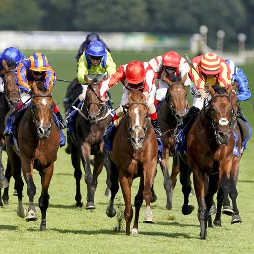 St Leger live on Sky Sports Racing