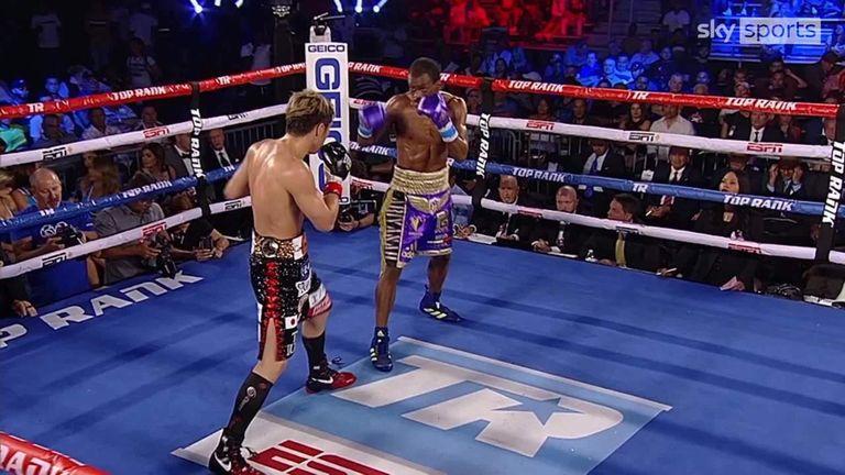 Shakur Stevenson to challenge Jamel Herring for WBO Super Featherweight Title on October 24, live on Sky Sports |  Boxing News