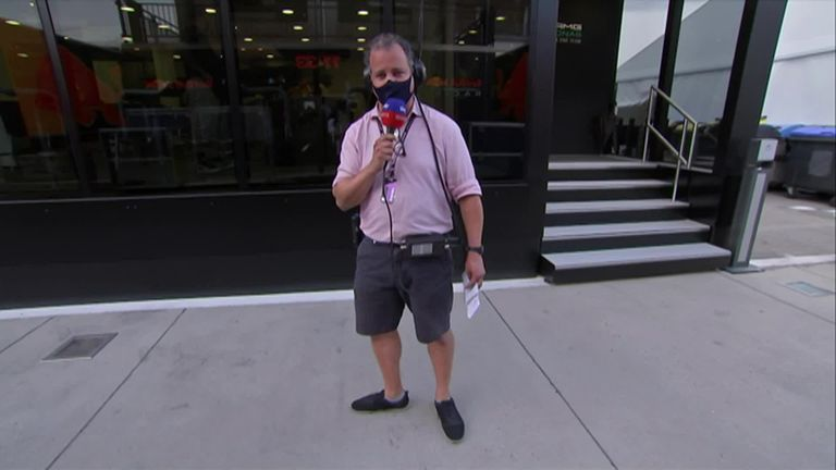 Ted Kravitz brings his Notebook to the Hungarian GP, as he looks back at Sunday's race