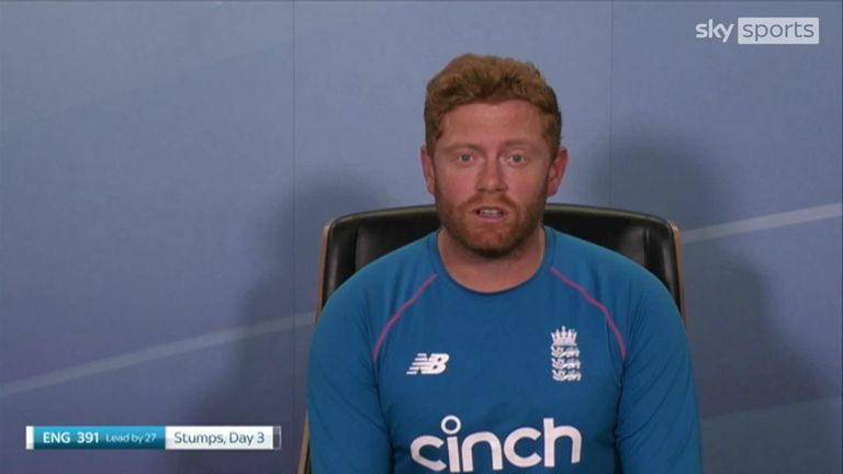 Jonny Bairstow is hoping England can make the most of Root's phenomenal unbeaten 180 as the home side look to go 1-0 up against India in their five-match Test series at Lord's