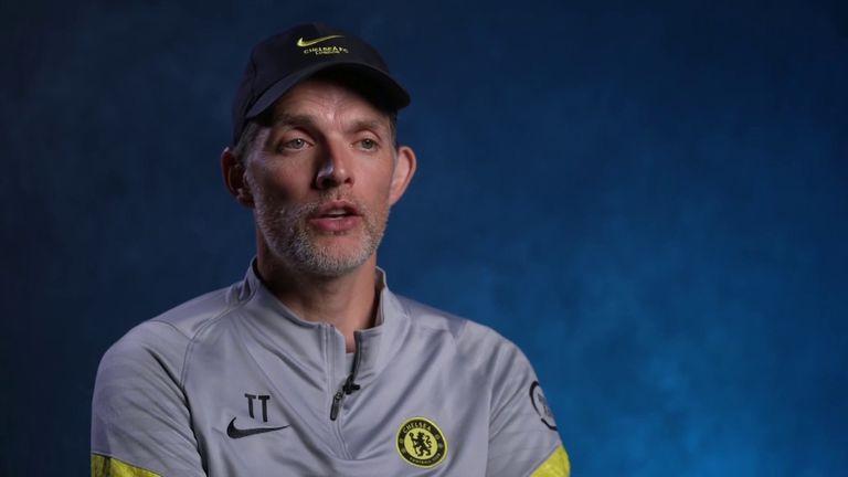 L'allenatore del Chelsea Thomas Tuchel afferma di aver bisogno di un attaccante dal file di Romelu Lukaku dopo aver permesso a Olivier Giroud di passare al Milan.