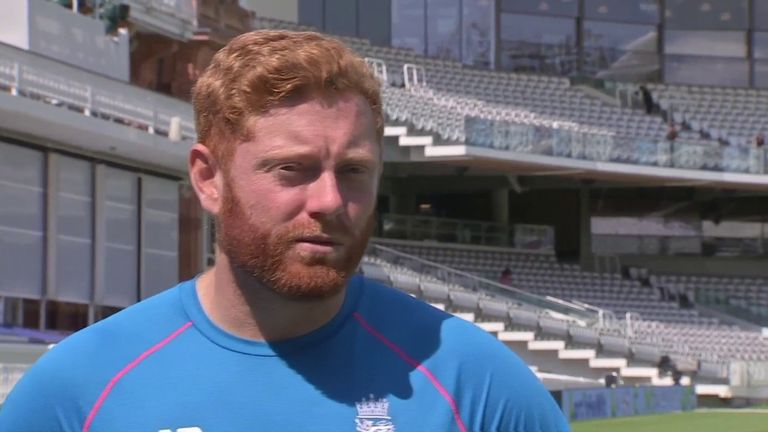 Jonny Bairstow says any team would miss bowlers of the status of Stuart Broad and Jimmy Anderson, who are both dealing with injuries