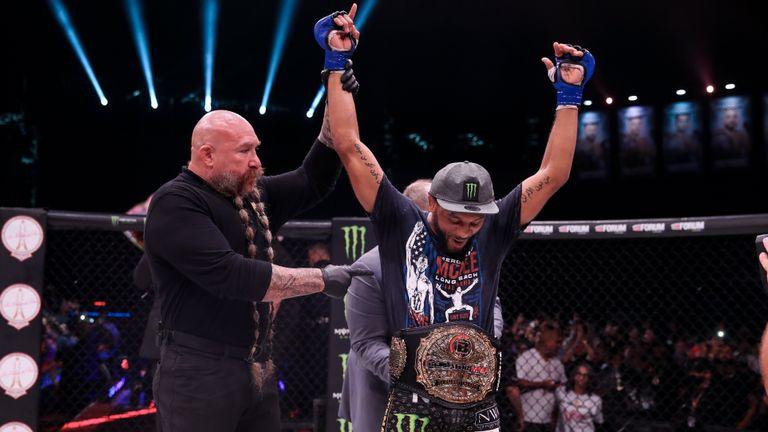 AJ McKee MMA