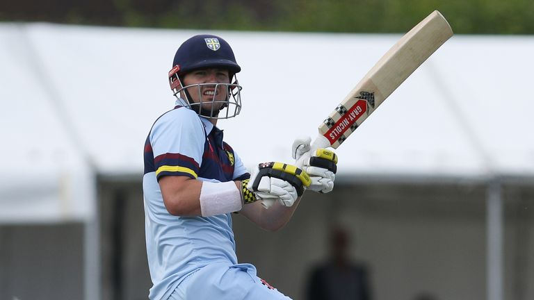 Alex Lees was in inspired form as Durham beat Essex Eagles in the Royal London One Day Cup