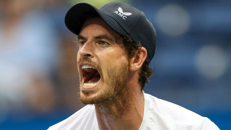 Andy Murray went out of the US Open despite a Herculean effort against Stefanos Tsitsipas