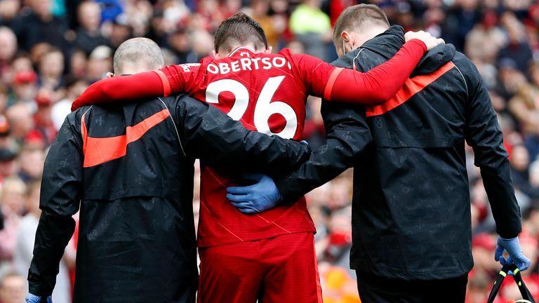 Andy Robertson, Liverpool (AP)