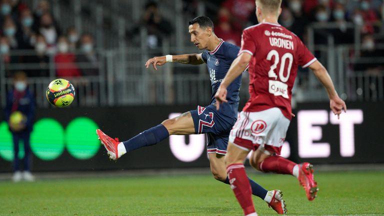 Di Maria completa la victoria del Paris Saint-Germain