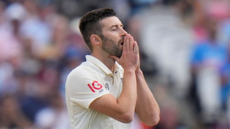Chris Silverwood says looking after Mark Wood's fitness is 'massively important' for England ahead of the Ashes