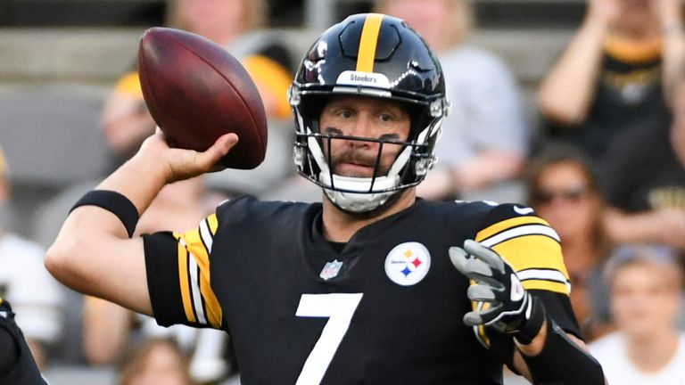 Will this be Ben Roethlisberger's final year with the Steelers? (AP Photo/Fred Vuich)
