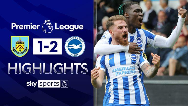 Resumen del partido Burnley vs Brighton