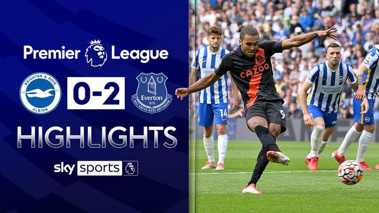 Richarlison, Calvert-Lewin clash in Everton win
