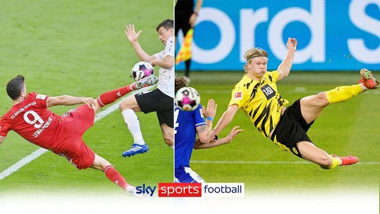 Bundesliga every club goal