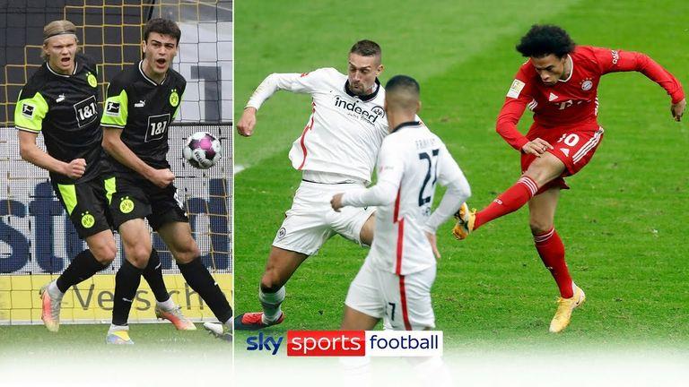 Bundesliga long range goals