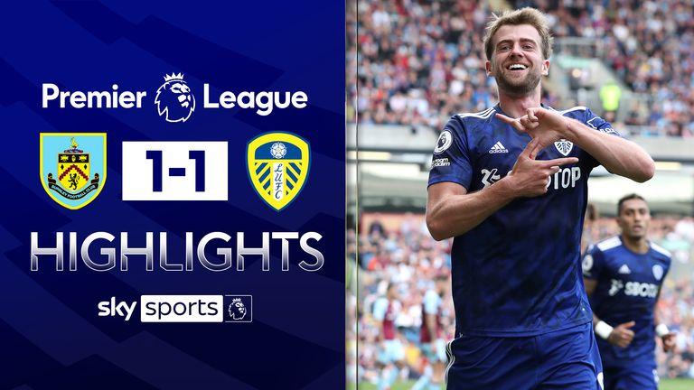 Burnley 1-1 Leeds