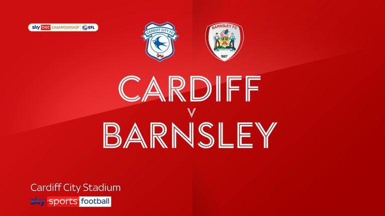 Cardiff v Barnsley